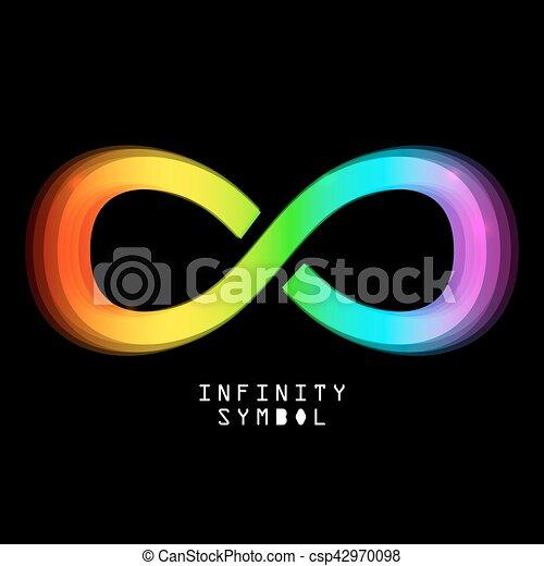 Infinity Symbol - csp42970098