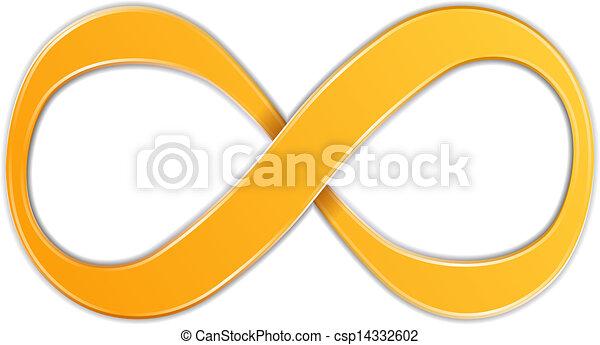 Infinity Symbol - csp14332602