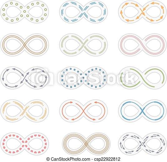 Infinity Symbols