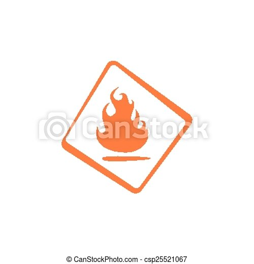 inflammable - csp25521067