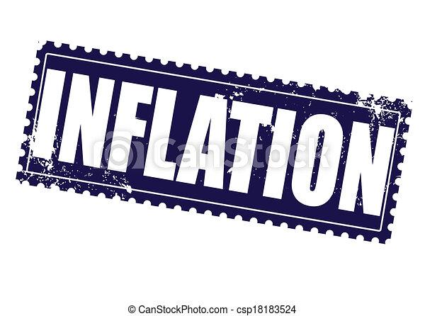 inflation - csp18183524