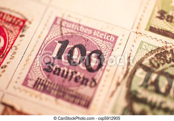 Inflation - csp5912905