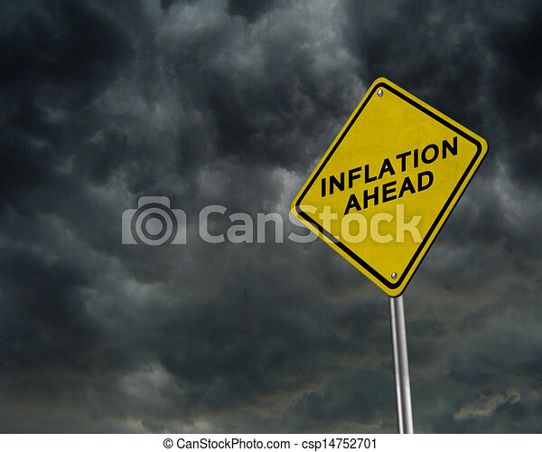 inflazione, avanti - csp14752701