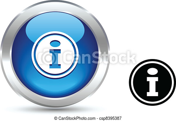 Info button. - csp8395387