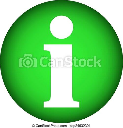 Info button. - csp24632301
