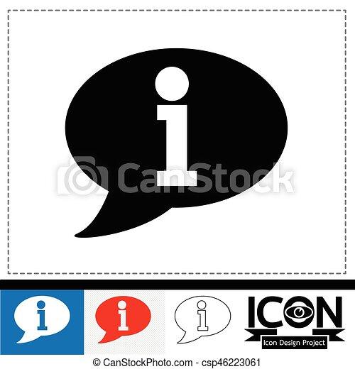 info icon - csp46223061