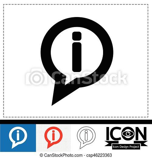 info icon - csp46223363
