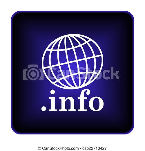 .info icon - csp22710427