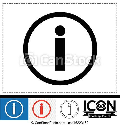info icon - csp46223152