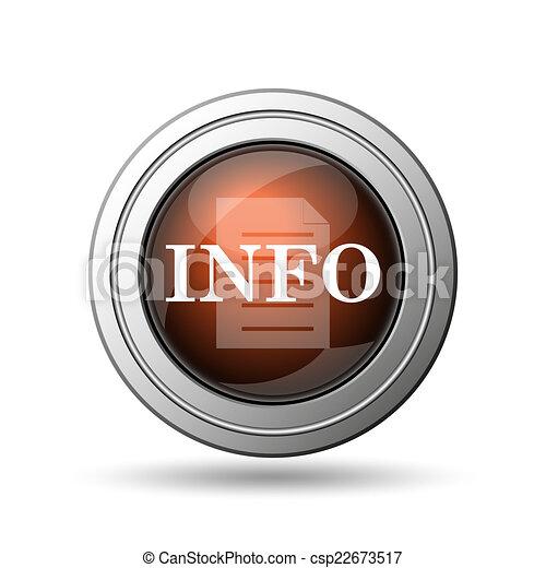 Info icon - csp22673517