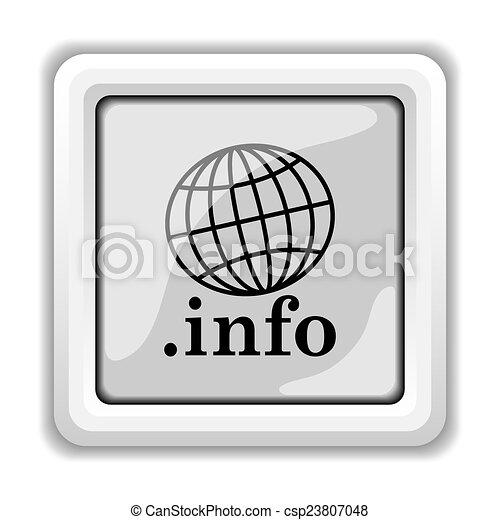 .info icon - csp23807048
