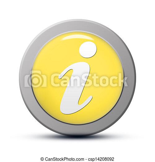 Info icon - csp14208092