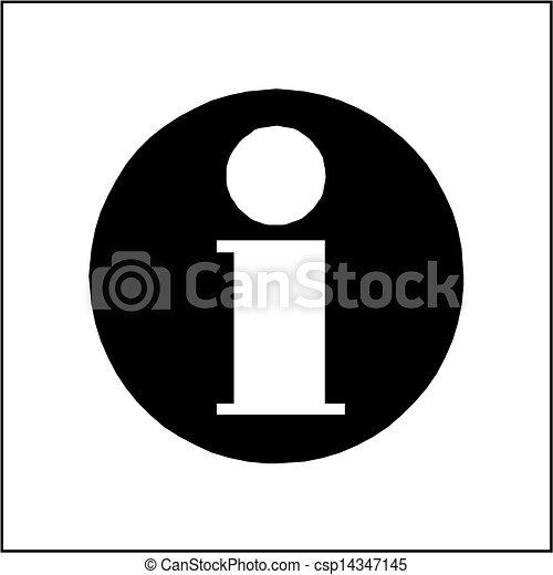 Info icon - csp14347145