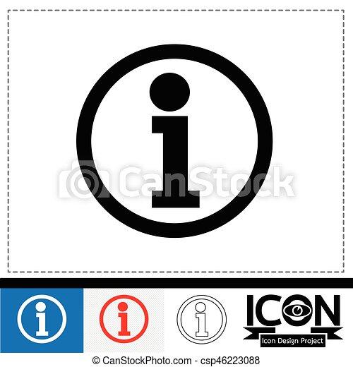 info icon - csp46223088