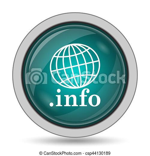 .info icon - csp44130189