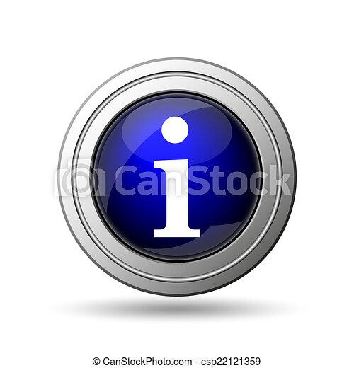 Info icon - csp22121359