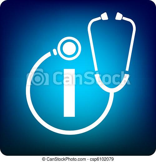 info, medisch - csp6102079