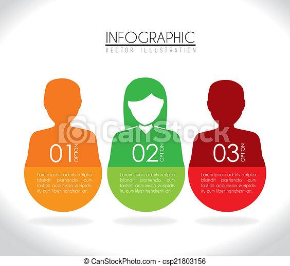 Infographic design - csp21803156