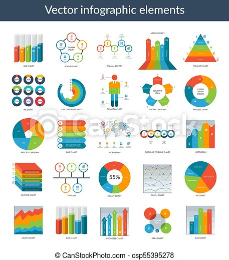 Infographic elements set of simple templates circle pie chart set of simple templates circle pie chart world map gumiabroncs Image collections