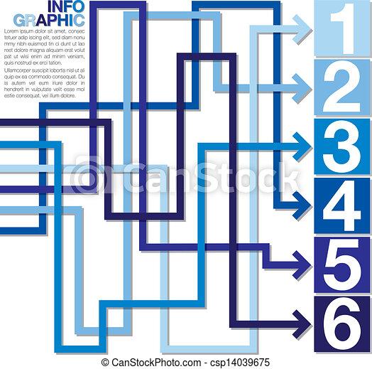 Infographic - csp14039675
