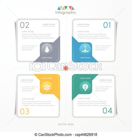 Infographics design template with icons process diagram vector infographics design template with icons process diagram vector eps10 illustration ccuart Choice Image