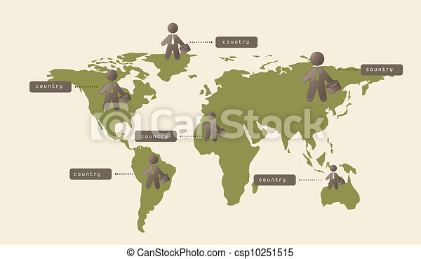 information map - csp10251515