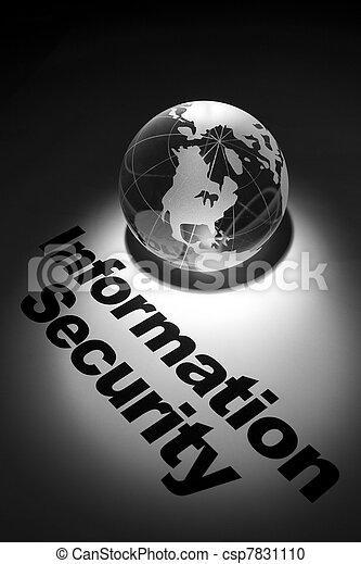 Information Security - csp7831110