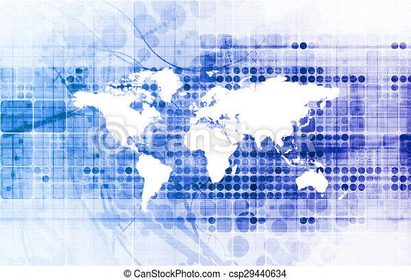 Information System - csp29440634