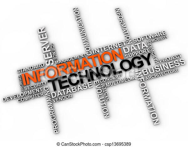 information technology - csp13695389