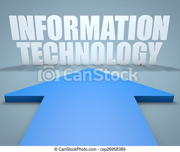 Information Technology - csp26958389