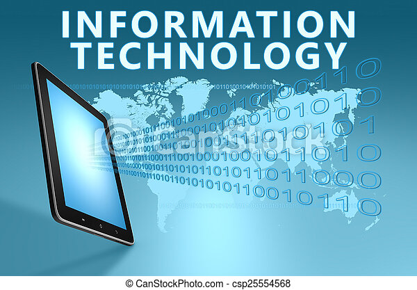 Information Technology - csp25554568