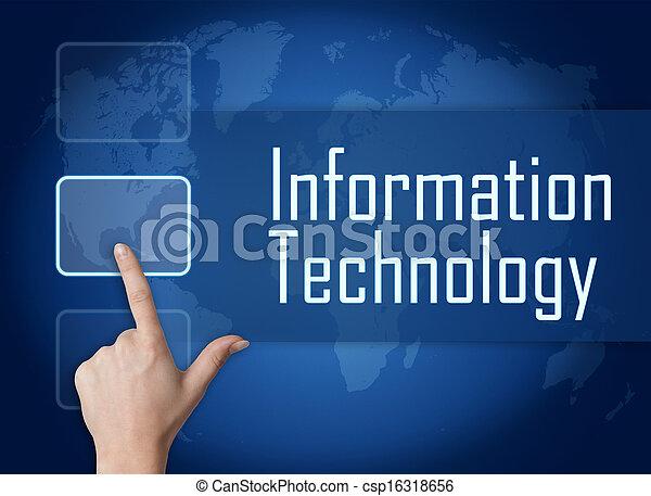 Information Technology - csp16318656