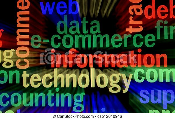 Information technology - csp12818946