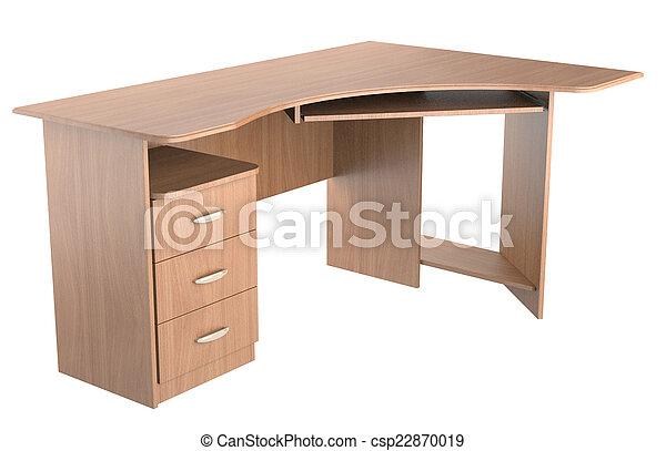 informatique, bureau - csp22870019