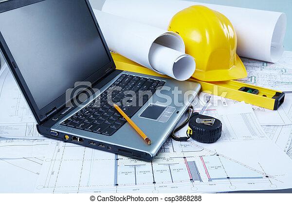 ingeniería, lugar - csp3868288