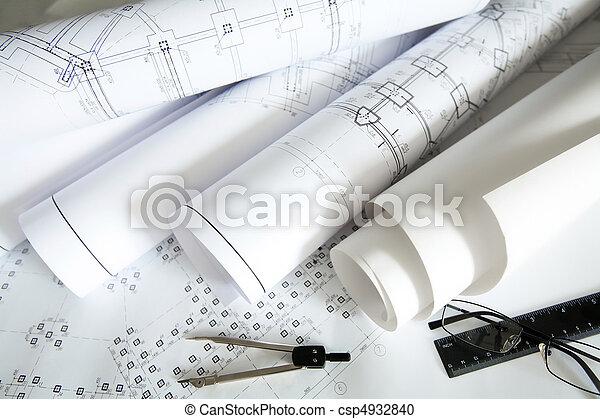 ingeniería, trabajo - csp4932840