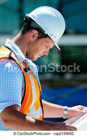 ingenieur, zivil - csp2169692