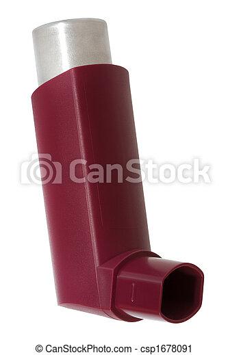 inhalateur rose