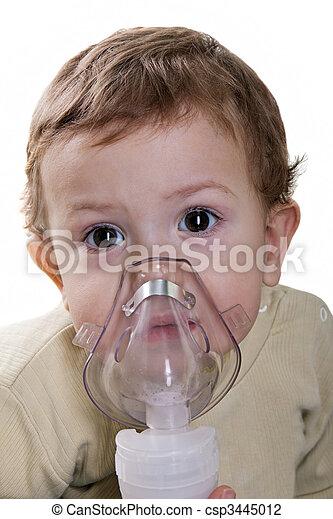 Inhaling mask - csp3445012
