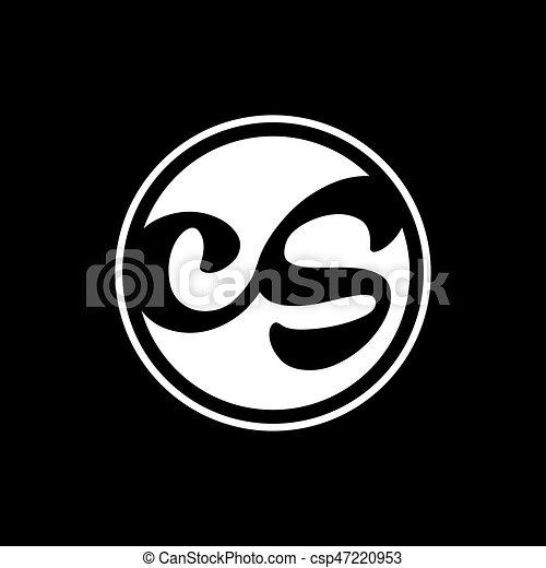 C S Logo Free Download Oasis Dl Co