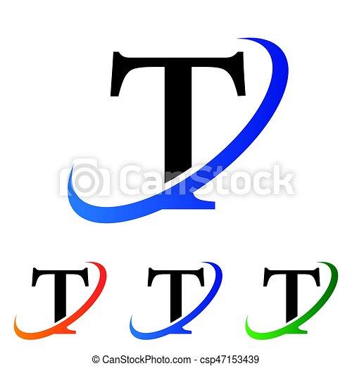 simple initial letter t swoosh logo vector vectors search clip art rh canstockphoto ca swish clip art swoosh clipart png