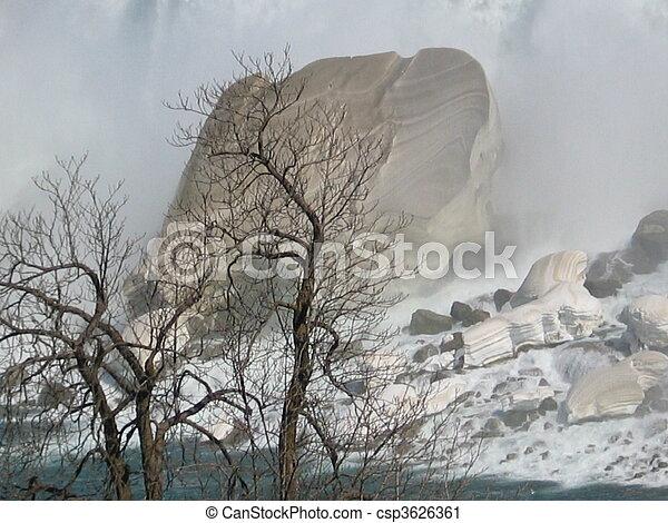 Inland Iceburg - csp3626361