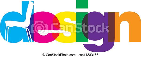 innenarchitektur, abbildung - csp11833186