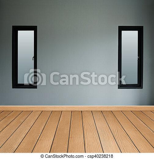 Inneneinrichtung Fenster Holz Zimmer Boden Zimmer Boden