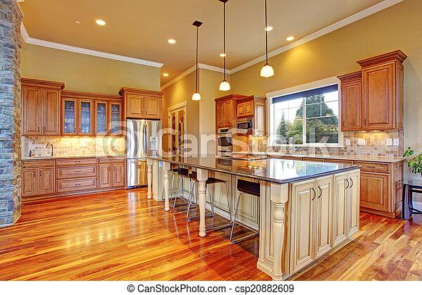 Inneneinrichtung haus luxus kueche haus inteiror ger umig insel luxus kueche - Haus inneneinrichtung ...