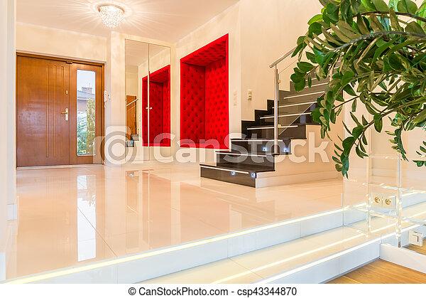 Inneneinrichtung Modern Landhaus Luxuriös Inneneinrichtung
