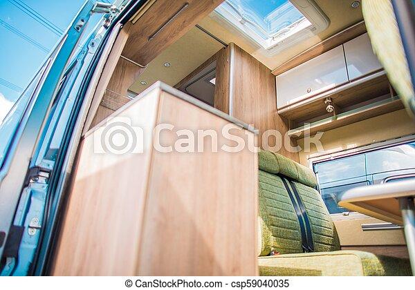 Inneneinrichtung Wohnmobil Campingbus Kleintransport