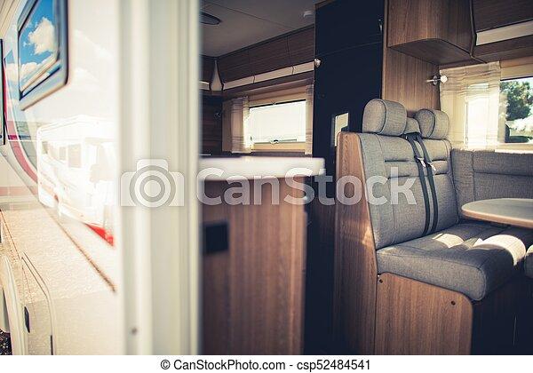 Inneneinrichtung Wohnmobil Modern Kleintransport