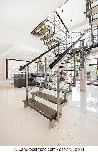 Innenseite Wohnung Treppe Treppe Innenseite Wohnung