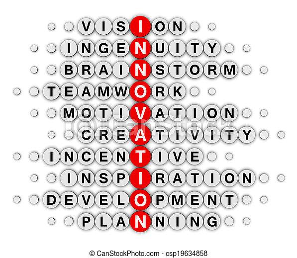Innovación - csp19634858